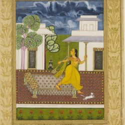 Highlands to Hindustan: Indian Art in University of Edinburgh Collections