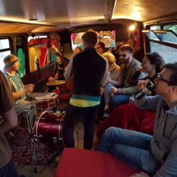BlundaBuskers Fringe After-Party & Piano Bar