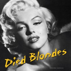 Died Blondes by Joan Ellis